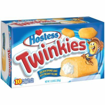 Hostess Original Twinkies [USA]  (10db) 395g