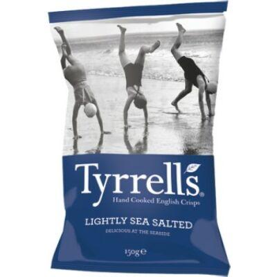 Tyrrell's Lightly Salted Crisps 150g  (Enyhén sós chips)