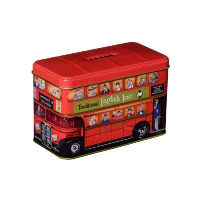 New English - Red Bus Fémdobozos tea