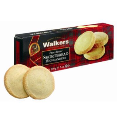 Walkers Highlander Shortbread/Felföldi vajas omlós keksz
