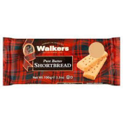 Walkers Butter Shortbread Fingers - Walkers Skót Vajas-Keksz Rudacskák 100g