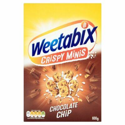 Weetabix Crispy Minis Chocolate Chip 600g