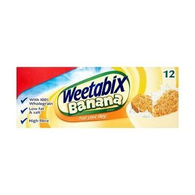 Weetabix Banana 12 db