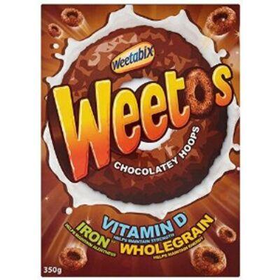 Weetabix Weetos 500g Family Pack