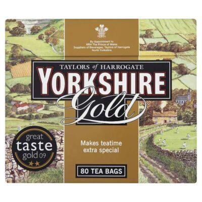 Yorkshire Gold prémium tea -  80 db filter